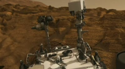 NASA reveals Mars rover findings