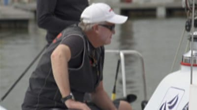 Sailor Peter Gilmour announces retirement
