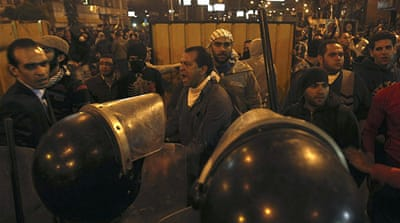 Several killed in Egypt clashes