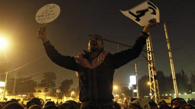 Morsi defiant amid continued Egypt unrest