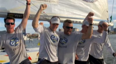 Williams wins fourth World Match racing title