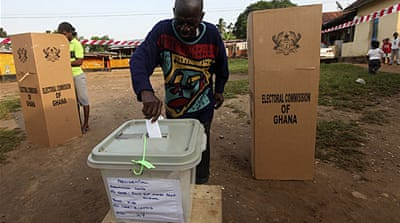 Ghana: Testing Africa's model democracy