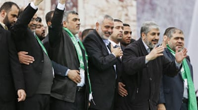 Hamas' Meshaal vows to 'continue resistance'