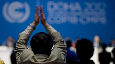 Deal reached in Doha to extend Kyoto protocol