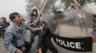 General strike called after Bangladesh unrest