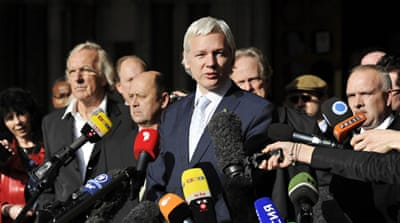 Hearings conclude in Assange case in UK