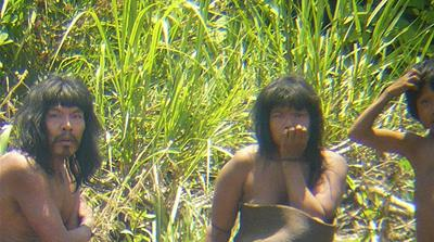Peru struggles to keep Amazon tribe isolated