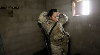 Pentagon eases combat restrictions for women