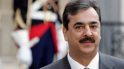 Pakistan court rejects Gilani appeal