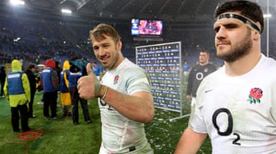 New-look England fightback against Italy
