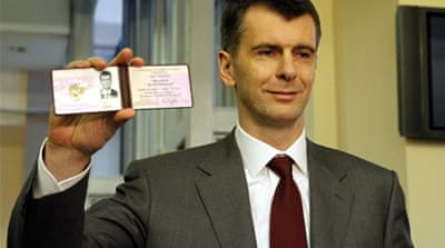 Mikhail Prokhorov: 'Playing the long game'