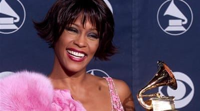 Singer Whitney Houston dies in LA at 48