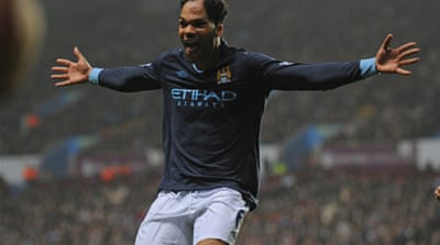 City reclaim lead of the Premier League