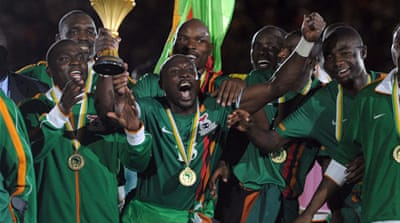 In Pictures: The Africa Cup of Nations