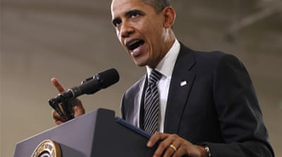Obama earmarks $800m for Arab Spring nations