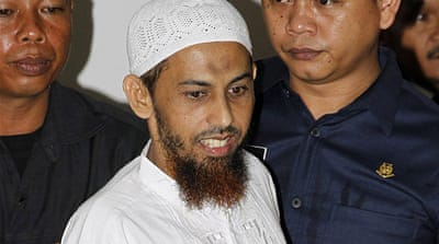 Bali bomb suspect goes on trial in Indonesia