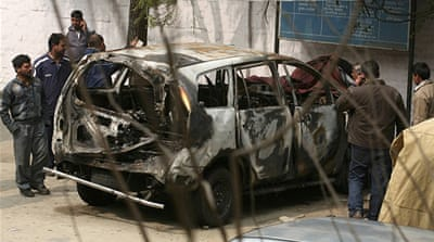 India probes Israeli diplomatic car bombing