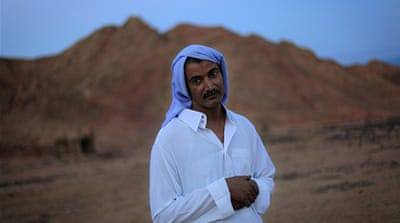 No Arab Spring for Egypt's Bedouin