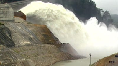 Row over Malaysia hydropower plans