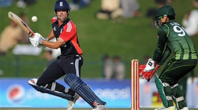 Cook shines in England victory