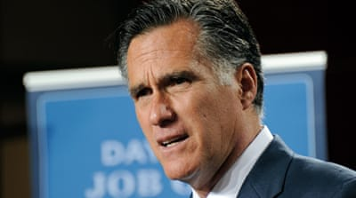 Can Romney take on Obama?