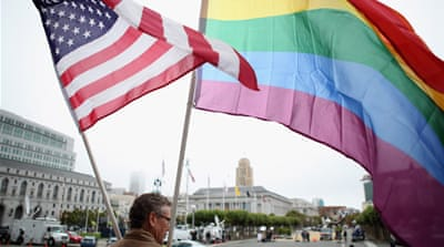 North Carolina bans gay marriages