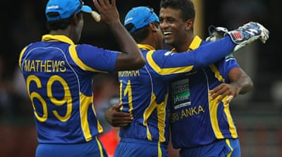 Sri Lanka crush Aussies at SCG