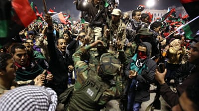 Libya marks first anniversary of uprising