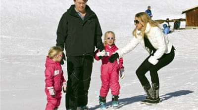 Dutch prince injured in skiing accident