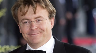 Prince Friso was skiing off-piste in the Austrian Alps when he was buried in an avalanche in February 2012 [Reuters]