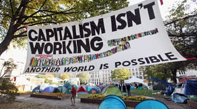 Is capitalism bankrupt?