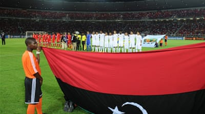 Football returns to Libya