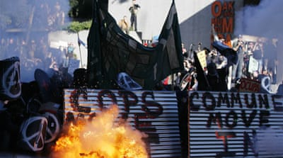 Why Occupy Oakland keeps capturing headlines