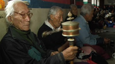 Tibetans in Nepal in legal limbo
