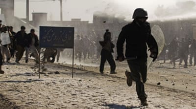 Clashes in Afghanistan over 'Quran burning'