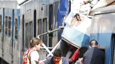 Rail tragedy strikes Argentina