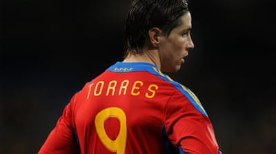 Torres dropped from Spain squad
