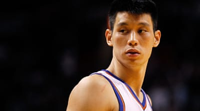 Knicks' Lin sidelined with injury