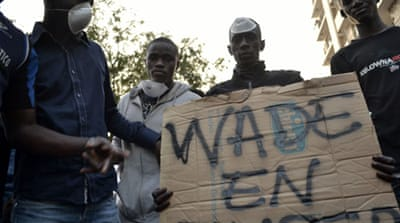 In pictures: Senegal prepares for polling day