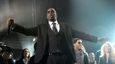Sean Combs' new channel: Comcast's crumb?