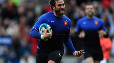 France edge past Scotland