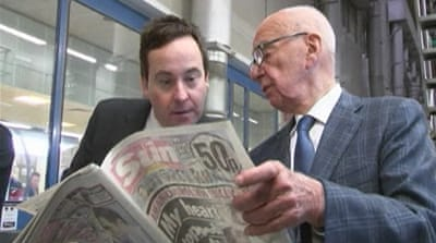 Murdoch launches new UK paper