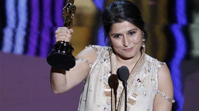 Pakistan celebrates documentary Oscar win
