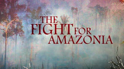 The Fight for Amazonia