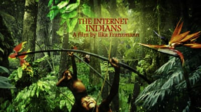 The Fight for Amazonia: The Internet Indians