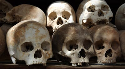 Key facts on the Khmer Rouge