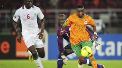 Zambia look to the past for inspiration