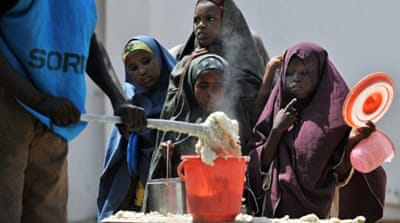 UN says Somalia famine is over