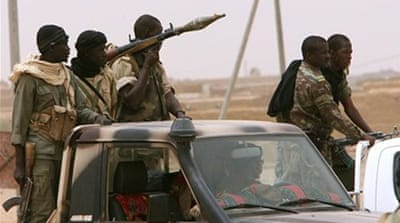 Amnesty International says fighting in Mali has created a humanitarian crisis [AFP]