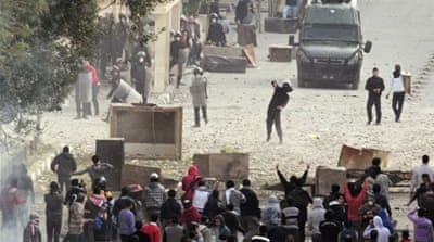Deadly clashes in Egypt over football riots